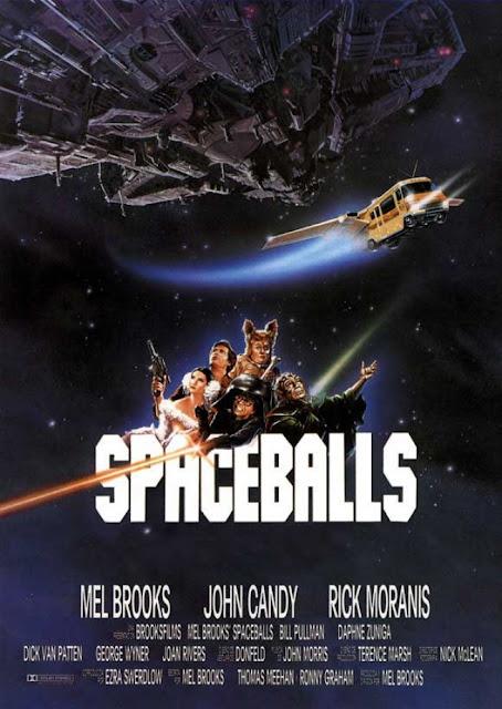 Spaceballs, La loca historia de las galaxias