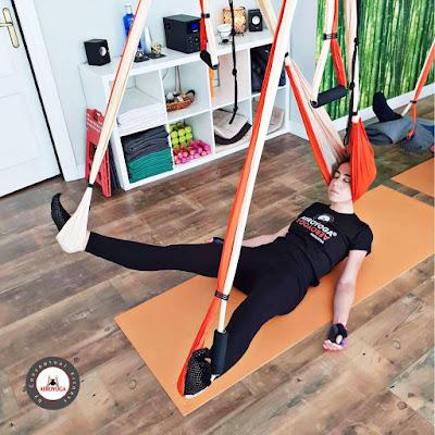 aeroyoga, salud, ejercicio, descanso, relajacion, saludable, wellness, beinestar, tendencias, moda, belleza, formacion, certificacion