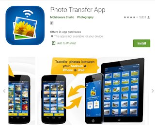 Photo Transfer App | Easily transfer photos & videos to and from Computer and iPhone, iPad, iTouch & Android in Hindi