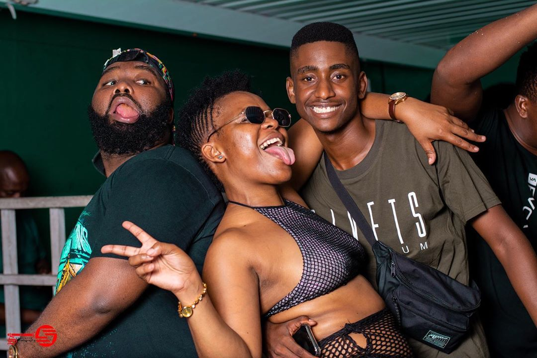 Zodwa WaBantu's ex-boyfriend, Vusi Ngubane has spilt the beans on their relationship and said he was the one who dumped her.