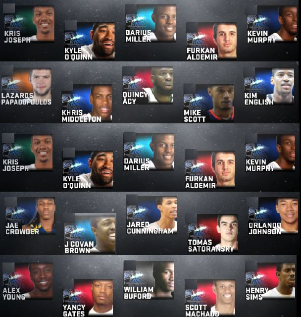 current roster nba 2k12 cheats - FREE ONLINE