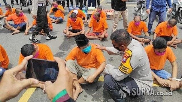 Kades Korupsi Dana Desa Rp 297 Juta Untuk Judi Dadu