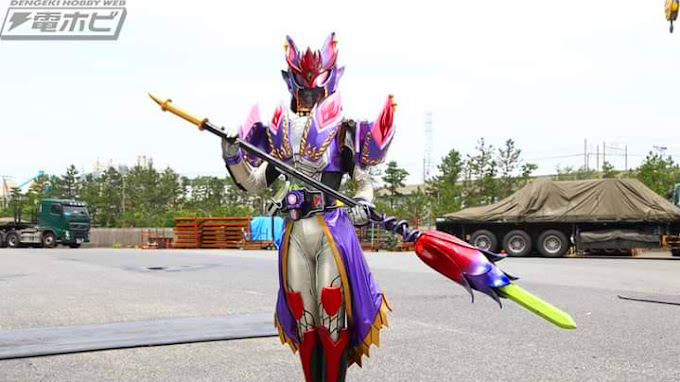 Kamen Rider Gaim Gaiden: Gridon vs Bravo Part 1 Subtitle Indonesia