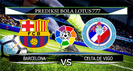 PREDIKSI BOLA BARCELONA VS CELTA DE VIGO 10 NOVEMBER 2019