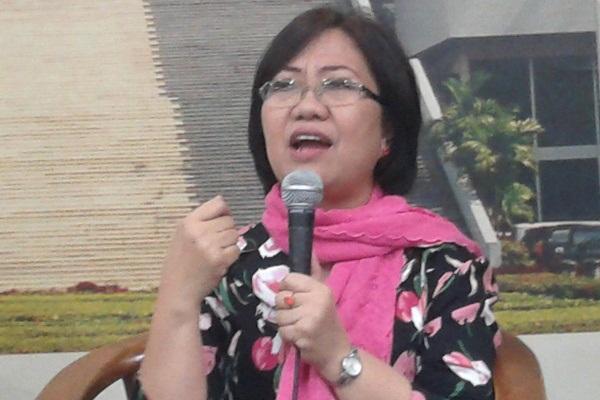 Diskusi Terbatas PP PMKRI Bersama Siti Zuhro