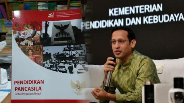Pancasila & Bahasa Indonesia Hilang dari Standar Pendidikan, Haris Pertama: Mundur Nadiem, Urus Gojek Saja