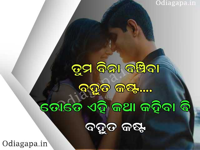 2020 Odia Sad Shayeri Photo Download