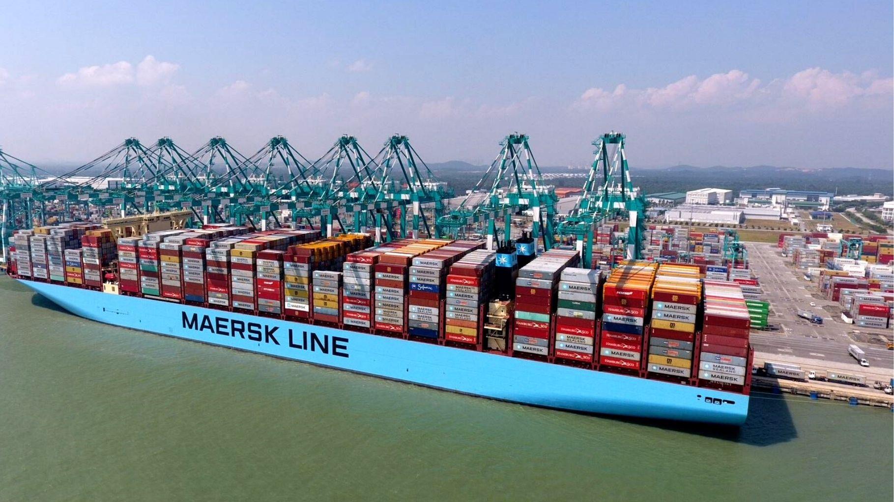 Maersk investe em start-up de combustíveis sustentáveis