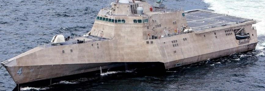 Перші чотири кораблі LCS ВМС США спишуть у березні 2021-го