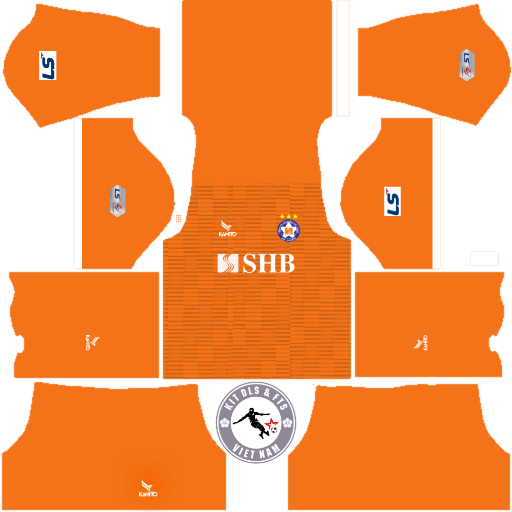Kits SHB Đà Nẵng 2020 - Dream League Soccer 2019 & First Touch Soccer