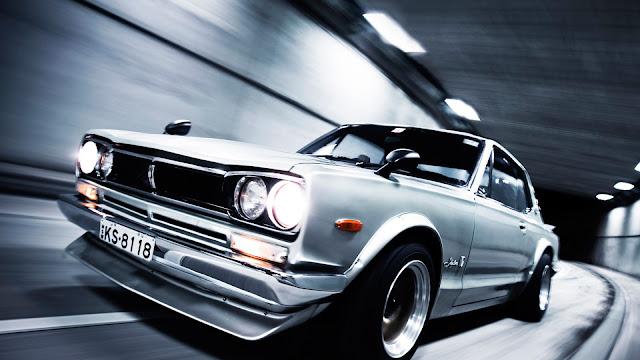 Nissan Skyline 2000GT-R Sedan