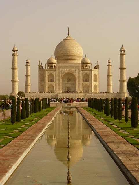 Taj Mahal My Travel Bucket list