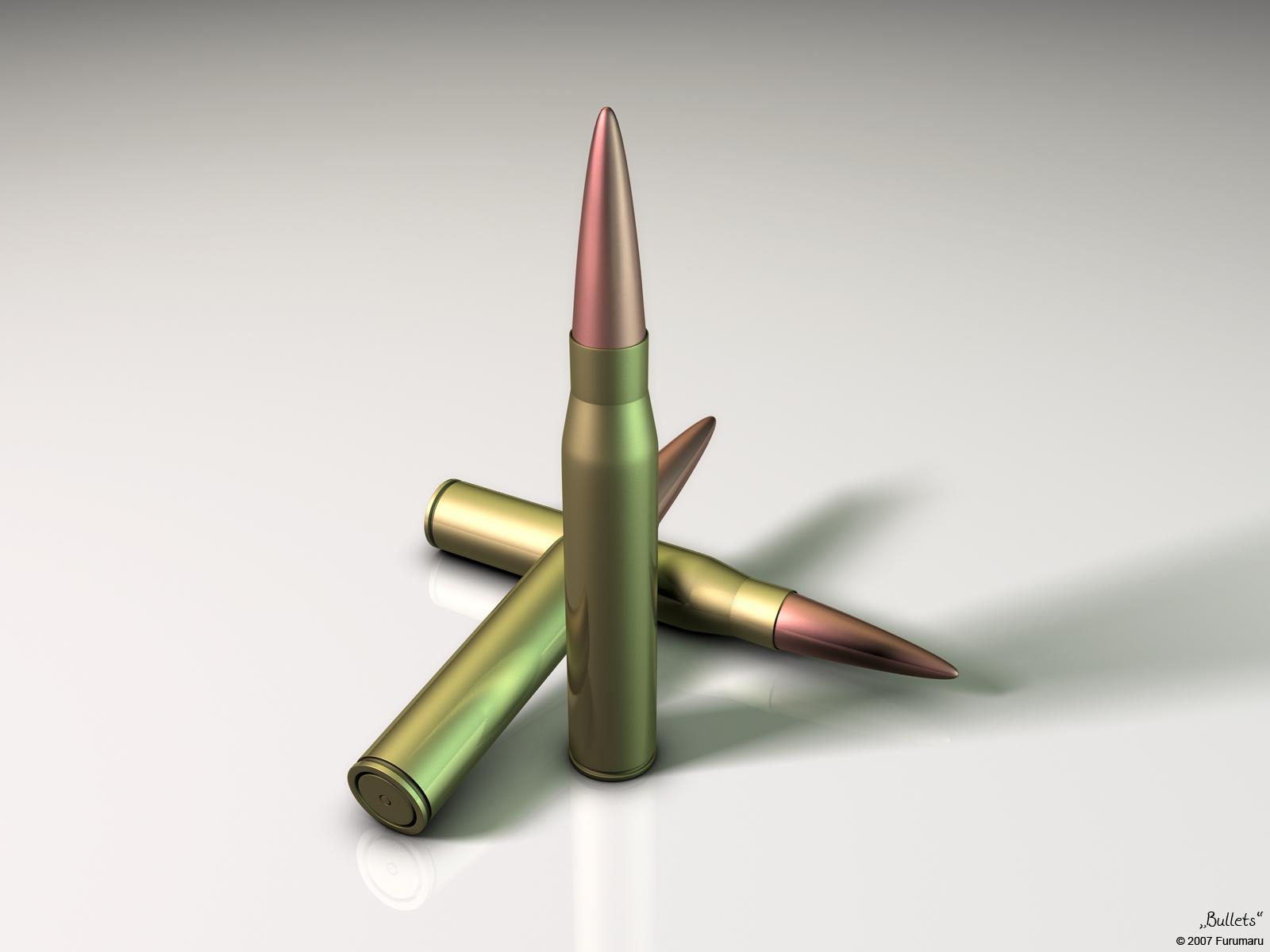Weapon Guns Wallpaper: Gun Bullet
