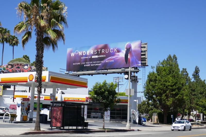 Wonderstruck TV billboard