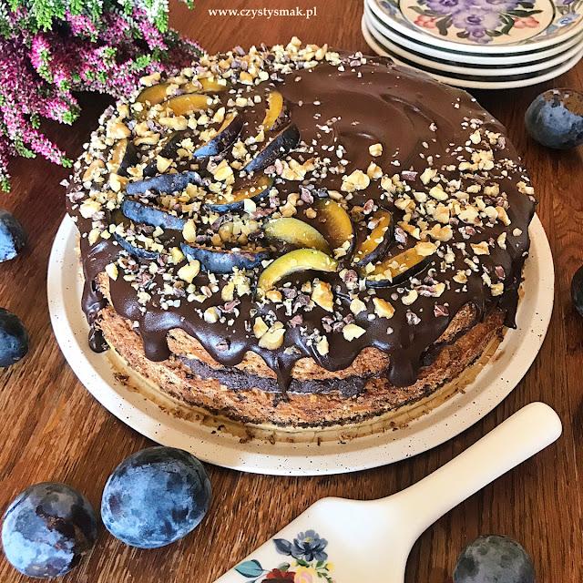 Tort bez cukru i bez glutenu