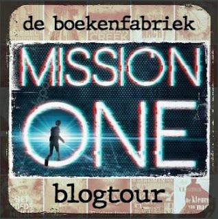 Recensie van Mission One van R. Wade voor de blogtour van Hamley Books, geschreven door De boekenfabriek