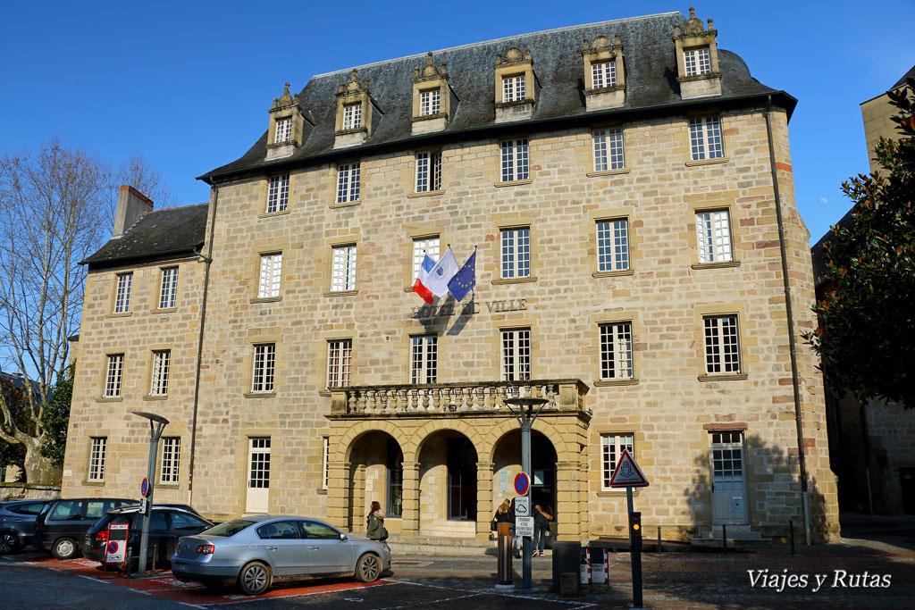 Ayuntamiento de Brive la Gaillarde