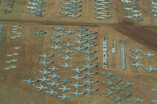 The Boneyard, United States