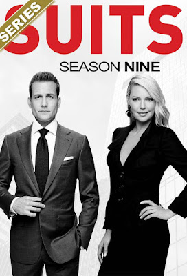 Suits (TV Series) S09 DVD R1 NTSC Latino 3DVD