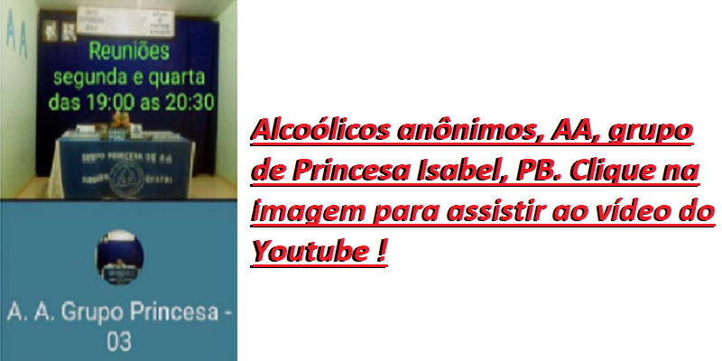 (AA) GRUPO PRINCESA ISABEL, PB