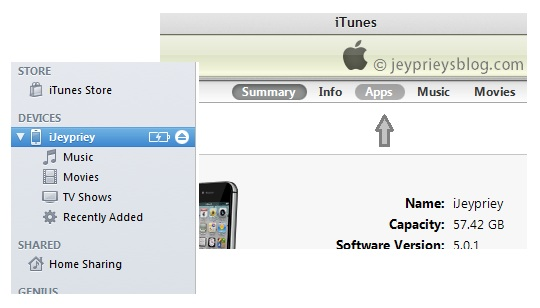 flex player itunes