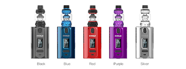 Uwell EVDILO Kit Preview
