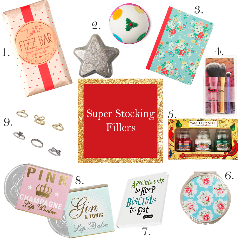 Christmas Stocking Filler Ideas