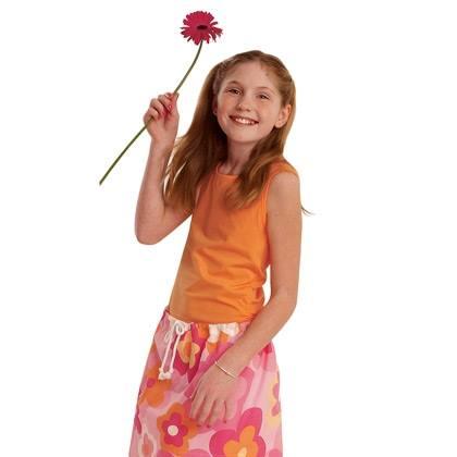 Craft: No-Sew Pillowcase Skirt