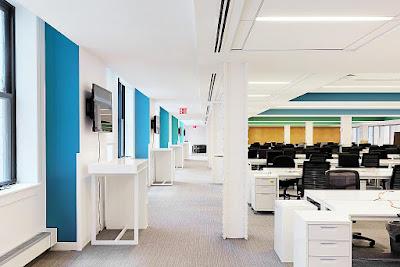 Oficina de una empresa