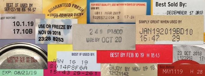 Memahami arti Best before dan expired date pada kemasan produk