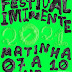 Cartaz completo Festival Iminente 2021
