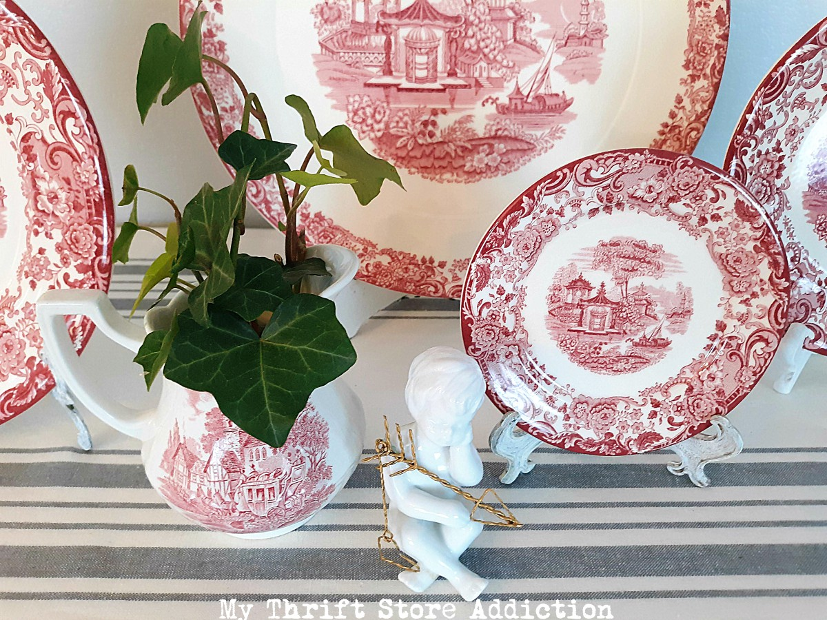 Transferware made in Spain