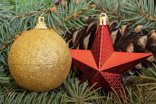 Christmas / New Year Decorations Vol 4 - 5