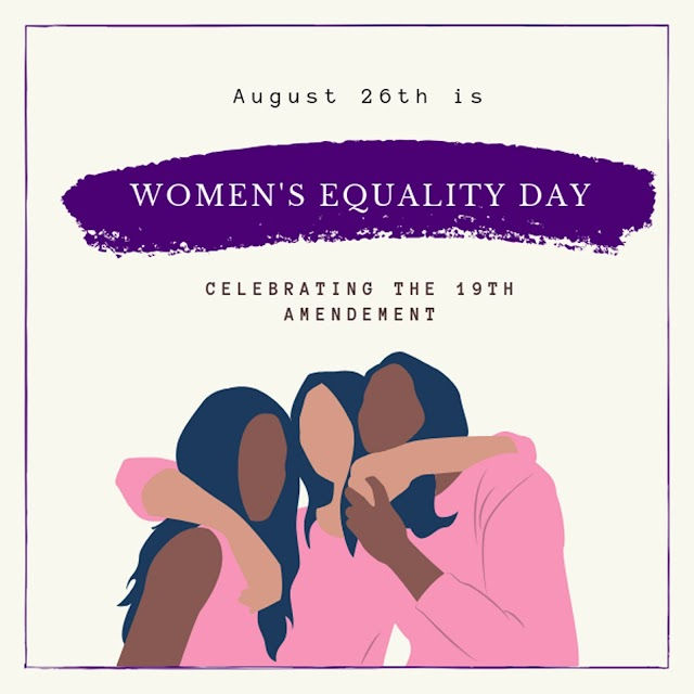 Women's Equality Day 2019: History and Significance