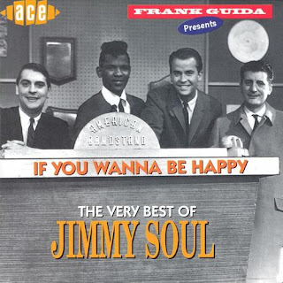 Jimmy Soul - If You Wanna Be Happy on If You Wanna Be Happy... The Very Best Of Jimmy Soul (1963)