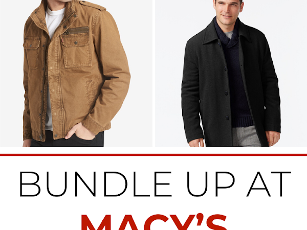 Bundle Up At Macy's Flash Sale