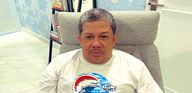Fahri Hamzah: Yang Kami Hormati Bapak Menkes, 100 Dokter Telah Gugur, Cobalah Lakukan Sesuatu