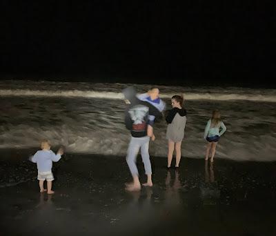 big family travel
