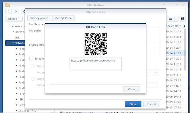 Link QR Code