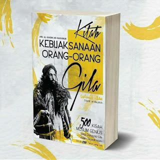 Buku Kitab Kebijaksanaan Orang-Orang Gila Toko Buku Aswaja Surabaya