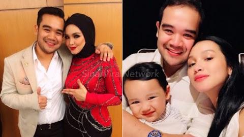 Asyraf Khalid Dedah Pernah Kena 'Sound Tepekk' Dengan Ibu Tirinya, Datuk Siti Nurhaliza