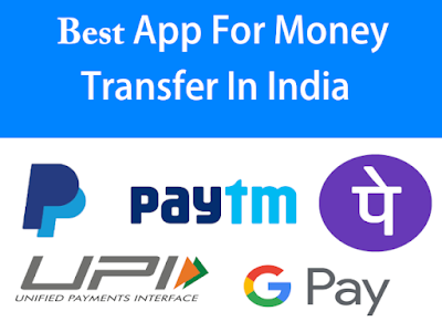 Best apps for money transfer