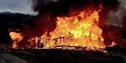 Παρανάλωμα του πυρός έγινε πριν από λίγο ποιμνιοστάσιο στο χωριό Ρούσσα  του ορεινού όγκου Σουφλίου, από φωτιά που έβαλαν, σύμφωνα με όλες τ...