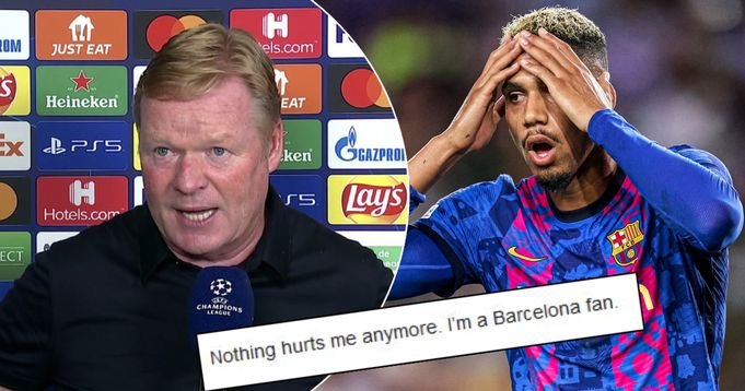 'Barca has wasted a year and a half: Fans reacts to Koeman-Barca's humiliating defeat against Bayern