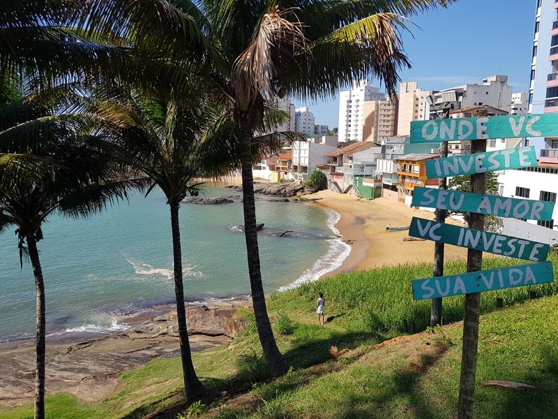 Praia da Fonte, Guarapari