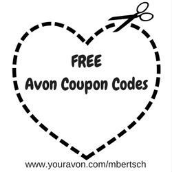 Avon free shipping codes