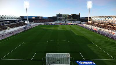 PES 2021 Peristeri Stadium