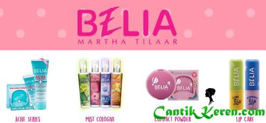 Katalog Produk Harga Make Up Belia Kosmetik Terbaru