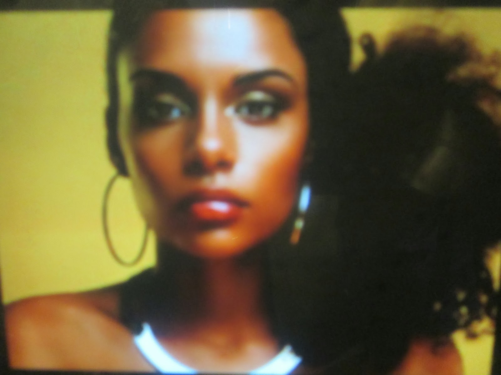 African American - Latino World Black And Female From The -4195