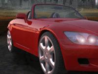 لعبة سياقة السيارة